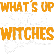 BLUZA DAMSKAWHAT'S UP MY WITCHES