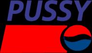 Koszulka damska - Pussy (Pomysł na prezent dla niej)
