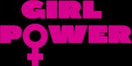 Koszulka damska - Girl Power (Wyjatkowy prezent z okazji Dnia Kobiet)