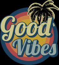 Koszulka Męska - Good Vibes (Prezeny na Dzień Ojca)