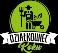 Koszulka Męska - Tata Działkowiec Roku (Prezent na Dzień Ojca)