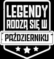 Koszulka Męska - Legendy Październik