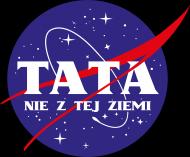 Czapka Snapback - Tata nie z tej ziemi (Prezent na Dzień Ojca)