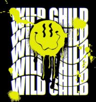 Koszulka męska - Wild Child