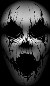 Koszulka na Halloween - MASK