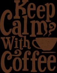 Koszulka Damska Coffe Calm
