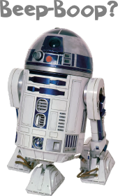 R2-D2 Star Wars Koszulka Żeńska
