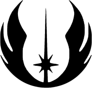 Jedi Star Wars Koszulka Żeńska