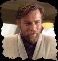 Obi-Wan Kenobi Star Wars Koszulka Męska