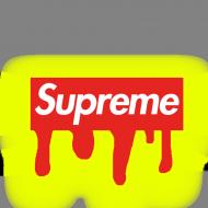 Supreme graffiti