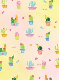 Bluza Kaktusy