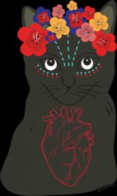 Kot- Frida