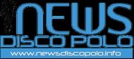 Podkładka pod myszkę z nadrukiem NewsDiscoPolo
