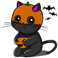 Kubek Halloween Kitku