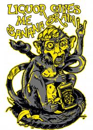 STANT PG - Banana brain