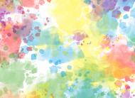 Kolorowa maseczka - kolory