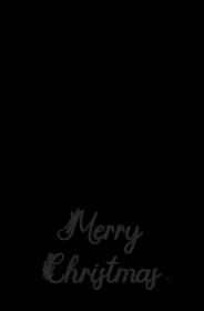 Merry Christmas - świąteczna koszulka damska