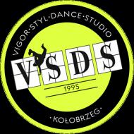 VSDS bluza wyjazdowa damska żółte logo przód i tył