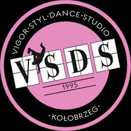 bluza VSDS damska różowe logo