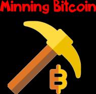 Bluza męska Bitcoin