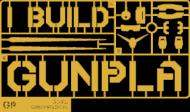 I BUILD GUNPLA - Gundam