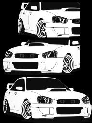Bluza Damska Subaru