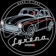 Koszulka z samochodem Syrena syrenka