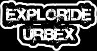 EXPLORIDE logo v2 - czarna, męska