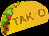 Taco TAK O Zipped Hoodie