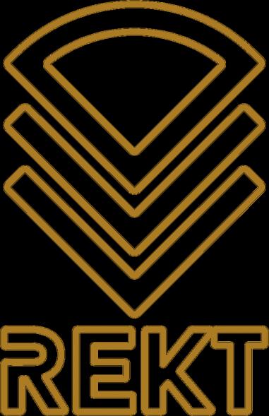 Koszulka REKT - GOLD LIMITED EDITION