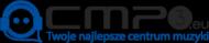Plecak Biały Duży z Logo Cmp3.eu