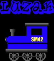 """Koszulka męska """"Luzak SM42"""""""