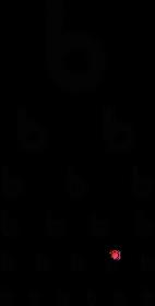Kubek z kolorowym uchem B-dot