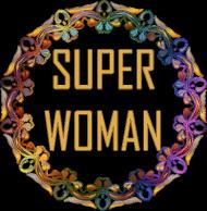 """Poszewka """"Super Woman"""""""