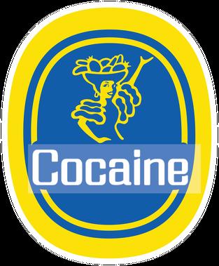 COCAINE HOODIE