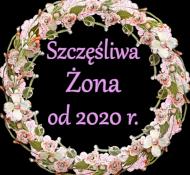 kubek do pary Szszęśliwa Żona od 2020