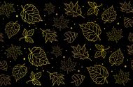 lniana jesienna maseczka 5