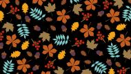 lniana jesienna maseczka 6