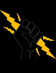 koszulka Elektryka prąd nie tyka