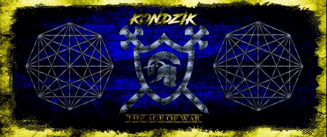 Kubek Kondzik - The Age Of War (2020) - Wzór 1
