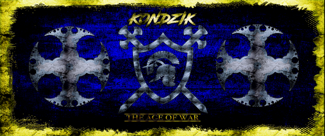 Kubek Kondzik - The Age Of War (2020) - Wzór 2