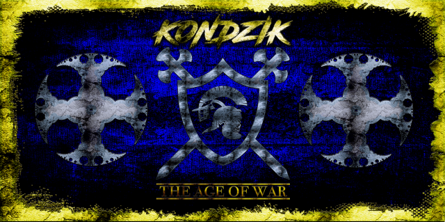 Plecak Kondzik - The Age Of War (2020) - Wzór 1