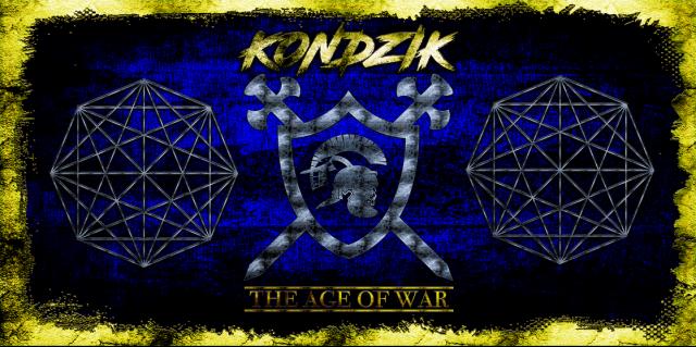 Plecak Kondzik - The Age Of War (2020) - Wzór 2