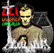 """Koszulka męska """"Ks. Jerzy Popiełuszko - Kapelan Solidarności"""" błękitna"""