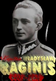 "Koszulka męska ""Kapitan Władysław Raginis"" szara"
