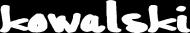 koszulka z nadrukiem kowalski