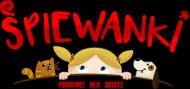 Śpiewanki logo - poszewka na poduszkę - śpiewanki.tv