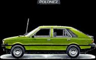 Długi rękaw - 1978 FSO POLONEZ MR'78