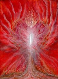 Serce Boga - plakat 59x84cm