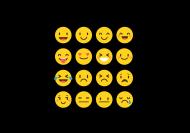 maseczka maska dzieci dziecięca uśmiech smile fajna emotki emot ikonki śmieszna zabawna 2